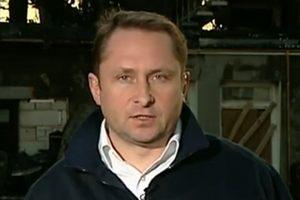 Kamil Durczok najbardziej zaufanym dziennikarzem telewizyjnym  [Kamil Durczok, fot. TVN]