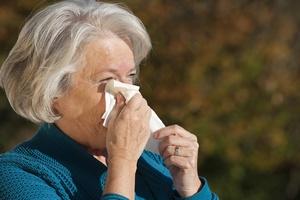 Katar alergiczny czy katar infekcyjny?  [©  DoraZett - Fotolia.com]