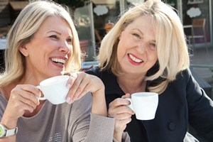 Kawa sposobem na stres u kobiet [© Kim Schneider - Fotolia.com]