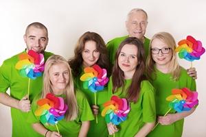 Każdy jest komuś potrzebny - wolontariat seniorów [fot.mimowszystko.org]