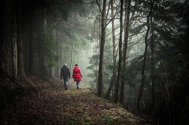 Kilkuminutowy spacer powstrzyma uszkodzenia naczyń spowodowane długim siedzeniem [fot. Free-Photos from Pixabay]