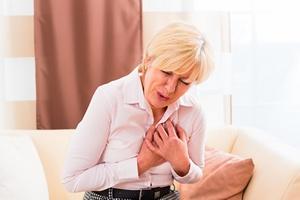 Kobiecy zawał: nietypowe objawy, opóźnione leczenie [© Kzenon - Fotolia.com]