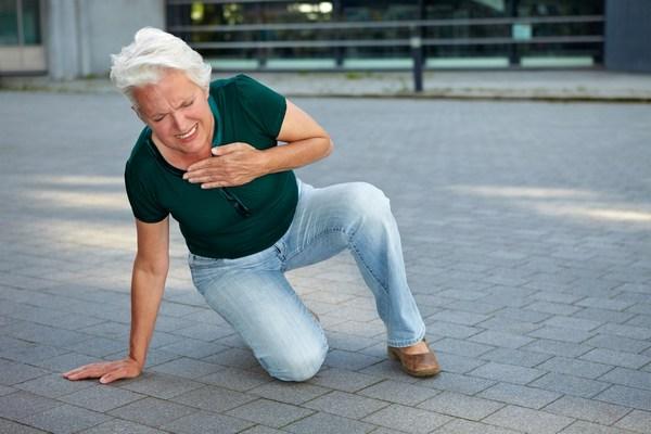 Kobiety częściej umierają na zawał [© Robert Kneschke - Fotolia.com]
