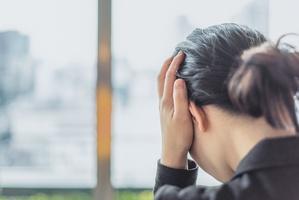 Kobiety do�wiadczaj� zaburze� l�kowych dwa razy cz�ciej ni� m�czy�ni [© hikdaigaku86 - Fotolia.com]