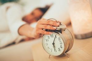 Kobiety potrzebują więcej snu niż mężczyźni  (ich mózgi są bardziej złożone) [©  milanmarkovic78 - Fotolia.com]