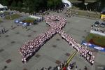 Kobiety solidarne w walce z rakiem pobiegły ulicami Warszawy