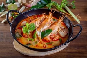 Kokos, imbir i limonka, czyli sekrety kuchni tajskiej [Fot. Chaded - Fotolia.com]