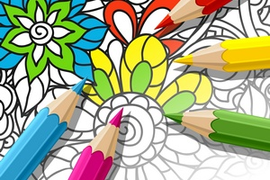 Kolorowanki dla dorosłych - prosty sposób na stres [© incomible - Fotolia.com]