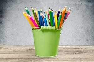 Kolorowanki dla dorosłych - sposób na stres [Fot. BillionPhotos.com - Fotolia.com]