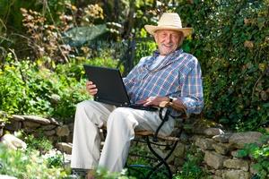 Komputer chroni przed demencją [© Alexander Raths - Fotolia.com]