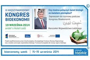 Kongres Bioekonomii - również o seniorach [fot. Kongres Bioekonomii]