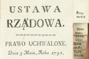 Konstytucja 3 maja - 225. rocznica uchwalenia [fot. Konstytucja 3 maja]
