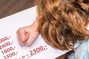 Konsumpcja powodem wi�kszo�ci bankructw Polak�w  [© Ralf Geithe - Fotolia.com]