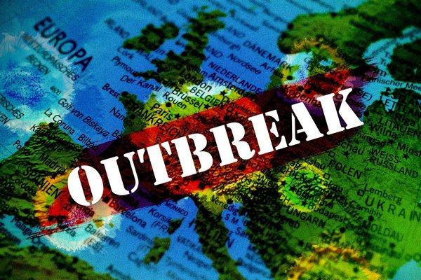 Koronawirus -  teraz Europa stanowi centrum pandemii [fot. Gerd Altmann from Pixabay]