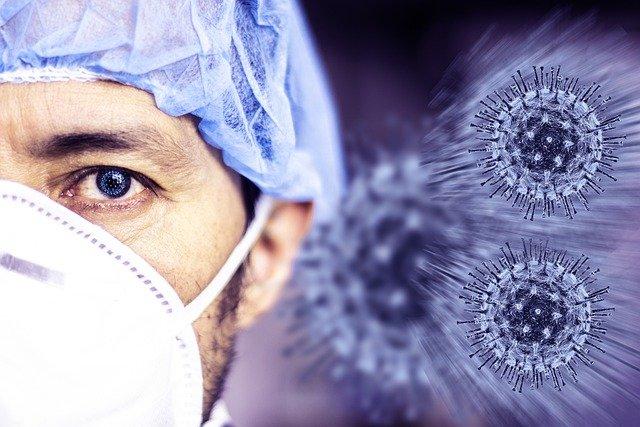 Koronawirus: jak COVID-19 wpływa na mózg [fot. fernando zhiminaicela from Pixabay]