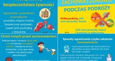 Koronawirus - jak się uchronić?