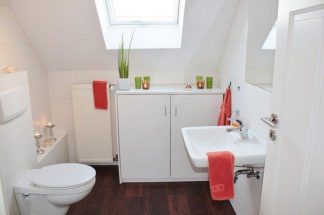 Koronawirus: wodę w toalecie spuszczaj tylko przy zamkniętej desce klozetowej [fot. Pixabay]