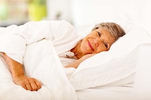 Korzyści ze snu dla zdrowia seniora. Pięć powodów, dla których warto się wysypiać [© michaeljung - Fotolia.com]