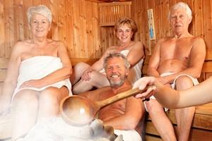 Korzystaj z sauny. Możesz przedłużyć sobie życie [©  sabine hürdler - Fotolia.com]
