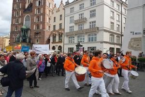 Kraków: Zakończyły się IV Ogólnopolskie Senioralia [fot. Senioralia]