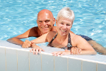 Kręgosłup lubi pływać! [©  hannamonika - Fotolia.com]