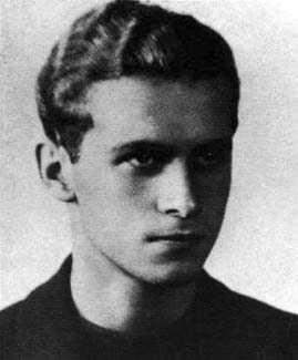 Krzysztof Kamil Baczyński, fot. PD