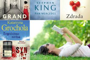 Książki na wakacje 2014 - kolejne propozycje [fot. collage Senior.pl]