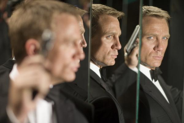 Kto był najlepszym Bondem? [Daniel Craig fot. UIP]