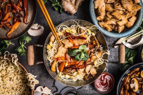 Kuchnia Azjatycka Przepis Na Szczupłą Sylwetkę Wwwzycie