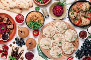 Kuchnia kaukaska. Wschodnie smaki i aromaty [Fot. materiały prasowe]