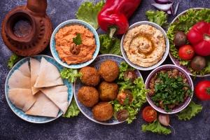 Kuchnia orientu - idealna dla wegetarian [Fot. Yulia Furman - Fotolia.com]