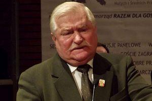 Lech Wałęsa, fot. Piotr Drabik, CC BY 2.0, Wikimedia Commons