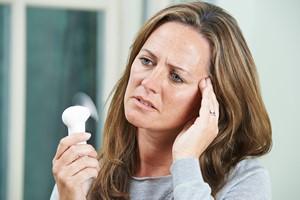 Leczenie objawów menopauzy - przegląd metod [© highwaystarz - Fotolia.com]