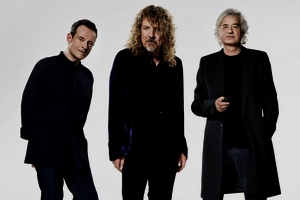 Led Zeppelin zapowiada... debiut [Led Zeppelin fot. Warner Music Poland]