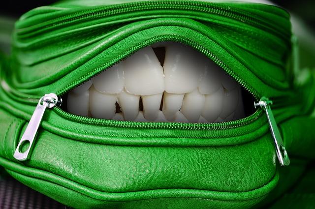 Lęki i niepokój niszczą... zęby [fot. Pixabay]
