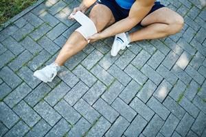 Lekki uraz lub kontuzja? Jak pomóc sobie samemu [© pressmaster - Fotolia.com]