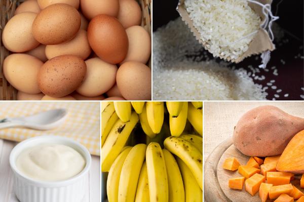Lekkostarwne potrawy. Co jeść, by odciążyć żołądek [fot. collage Senior.pl / Canva]