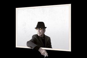 Leonard Cohen kończy 82 lata i wydaje nową płytę  [fot. Sony]