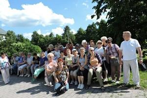 Letnia Akademia Seniora w Dąbrowie Górniczej [fot. WSB]