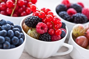 Letnie owoce chronią serce [© victoria p. - Fotolia.com]