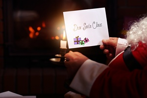 Listy do świętego Mikołaja [© ambrozinio - Fotolia.com]
