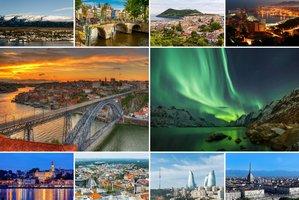 Lonely Planet: Najlepsze miejsca na wakacje w Europie 2015 [fot. collage Senior.pl]