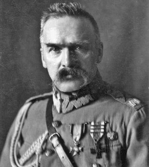 fot. Józef Piłsudski, PD