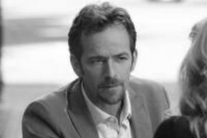 Luke Perry nie żyje [Luke Perry fot. Canal +]