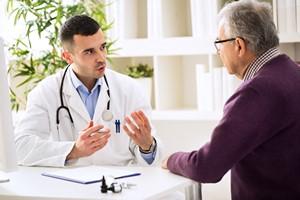 Męskość pod kontrolą: nie bÃłj się lekarza [© didesign - Fotolia.com]