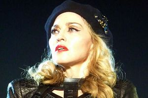 Madonna, fot.  	Jon Haywood @The Signifier Limited, cc-by-2.0, Wikimedia Commons