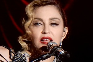Madonna zaśpiewa na Eurowizji [Madonna, fot. Christian Weger, CC BY-SA 2.0, Wikimedia Commons]