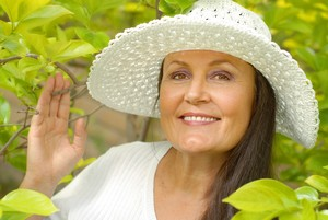 Makijaż na wiosnę [© Junial Enterprises - Fotolia.com]
