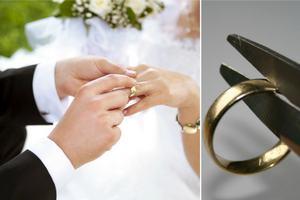 Małżeństwo i rozwód w coraz późniejszym wieku [fot. collage Senior.pl]