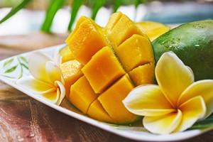 Mango pomaga uchroni� si� przed cukrzyc� [© starkovphoto - Fotolia.com]